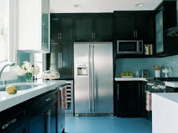 Teal Kitchen Distressed Kitchen Cabinets Pictures Ideas From Hgtv Hgtv
