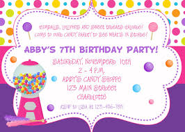 birthday invitation card kids birthday invitations new kids birthday invitations template