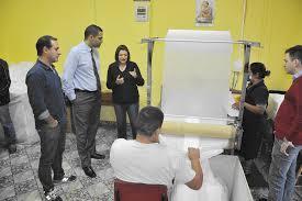 Juiz federal visitou a Casa das Fraldas – Tásabendo