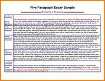 five paragraph essay example middle school discursive essay five paragraph essay example middle school