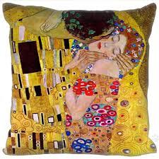 whole hot new custom gustav klimt the kiss square pillowcases zipper custom pillow case best gift for you linen pillowcases pillow sheet from