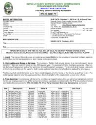 Service Quotation Template Forms - Fillable & Printable Samples For ...