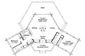 HEXAGON PLANS From Left To Right Harriet Irwin Hexagonal Hexagon House Plans