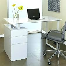 white and gold computer desk white desk with gold legs decoration white glass desk with hanging