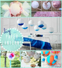 Diy Paper Lanterns Six Great Ways To Decorate With Paper Lanterns Julie Rose Party Co