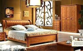 Solid Wood Bedroom Sets Oak For Salere Ebay Excellent Furniture ...