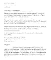 Welcome Back To School Letter Templates Welcome Back To School Letter Templates Co Parent Template High