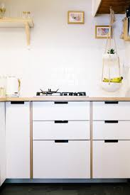 Furniture In The Kitchen Plykea Hacks Ikeas Metod Kitchens With Plywood Fronts