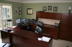small office setup. Magnificent Office Design Ideas For Small Desk Setup Interior
