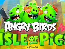 Angry Birds AR Isle of Pigs Exclusively Available on Android - ePinGi