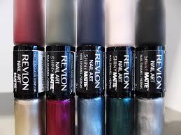 Sparkle & Shine: Revlon Nail Art Sun Candy, Nail Art Shiny Matte ...
