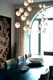 modern rectangular dining room chandelier small contemporary