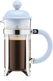The chambord 12 cup french press makes excellent coffee!as we expected, it gives us about four large mugs of coffee, which is what we were looking for. Amazon Com Bodum 1928 16us4 Chambord French Press Coffee Maker 1 Liter 34 Ounce Chrome Kitchen Dining
