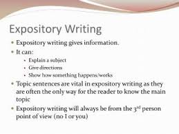Define Expository Essay Expository Essay Means