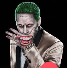 squad joker costume tattoo kit makeup halloween accessory dc ics 1 of 12