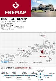 Servicio De Prevención  Planos Y DireccionesHospital De Fremap En Sevilla