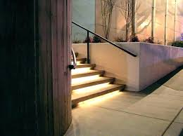 staircase lighting led. Outdoor Stair Lighting Ideas Indoor Lights Led . Staircase