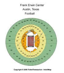 Frank Erwin Center Tickets In Austin Texas Frank Erwin