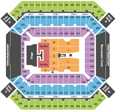 Raymond James Stadium Seating Chart Concert Raymond James Stadium Tickets With No Fees At Ticket Club