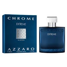 Azzaro <b>CHROME EXTREME Парфюмерная</b> вода 50 мл