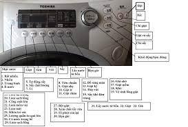 Hướng dẫn sử dụng máy giặt Toshiba TW-G500L – Shop nội địa Nhật