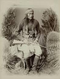 「1886 Geronimo surrenders」の画像検索結果