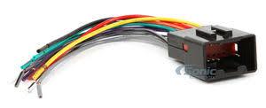 metra 70 1771 (met 701771) wiring harness for select 1998 2005 metra wiring harness ford diagram at Metra 70 1771 Wiring Diagram