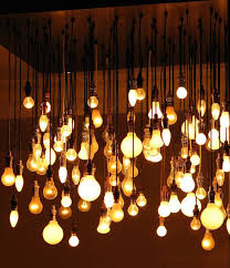 love this idea of modern chandelier but what about when incandescent bulbs become illegal