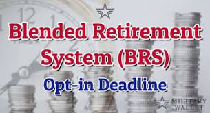 Army Continuation Pay Chart Blended Retirement System Opt In Deadline The Military Wallet