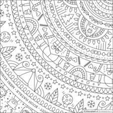 Xlkleurplaatnl Kerst Mandala Kleurplaat