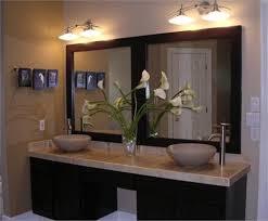 Bathroom Large Framed Bathroom Mirrors Large Framed Mirrors For