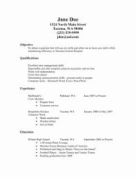 Pca Resume Awesome Pca Resume Sample Photos Documentation Template Example 18