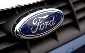 Illustrative Image Of A Ford Logo