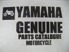 yamaha dt250 manual yamaha genuine parts manual 1975 1976 dt250 dt400