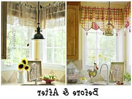kitchen curtains design ideas curtain sew