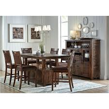 jofran dining table furniture cannon valley dining room dining table jofran slater mill pine round to