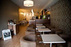 Coffee House Interior Design   But after years of following franchise  rules, Maria and her