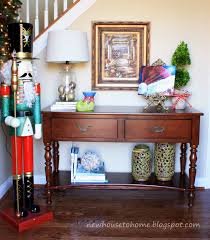 Console Decor Ideas Entry Table Decor Decorating Ideas
