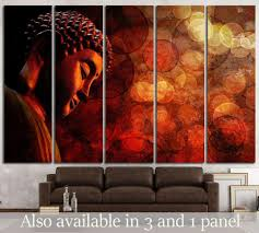 In this video, buddha decor home interior design ideas and entryway decorating interior ideas.modern living room wall decor ideas using buddha statues for. Bronze Zen Buddha 699 Ready To Hang Canvas Print Zellart Canvas Prints