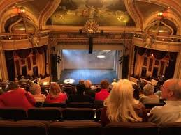Seating Chart Hippodrome Baltimore Md Hippodrome Theatre Section Center Upper Balcony Row R