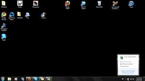 Cannot change desktop background at all ...