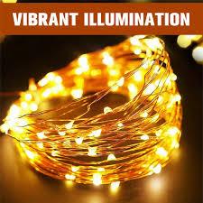 Đèn Dây Năng Lượng Mặt Trời TTLIFE, Đèn LED Dây Năng Lượng Mặt Trời Chống  Nước, Trang Trí Vườn Ngoài Trời