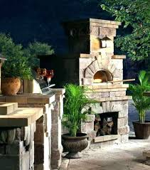 outdoor fireplace with pizza oven the outdoor fireplace and pizza oven combination plans outdoor fireplace and