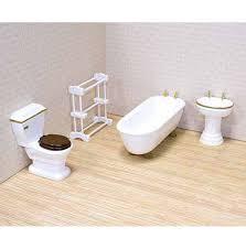 dollhouse furniture cheap. Bathroom Furniture Set Dollhouse Cheap