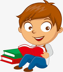 vector reading boy vector read reading png and vector