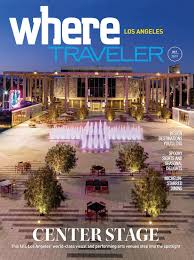 Carpet Concourse Design Center Encino Ca Where Traveler Los Angeles Magazine Oct 2019 By Socalmedia
