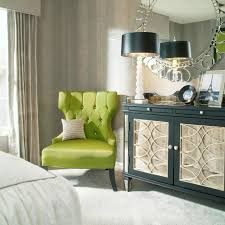 lime green accent chairs