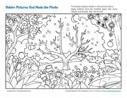In hidden object picture puzzles, the challenge is to find and identify all the hidden objects. Hidden Picture Bible Activities For Children On Sunday School Zone