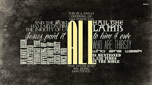 Typography Christian Quotes Hd Wallpaper Background Images