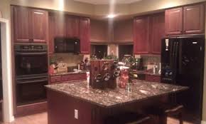 Kitchen Cherry Cabinets Ideas About Cherry Wood Kitchens On Pinterest Cherry Wood